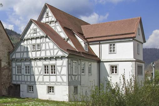 Monastery museum at Hirsau Monastery. Image: Staatliche Schlösser und Gärten Baden-Württemberg, Andrea Rachele