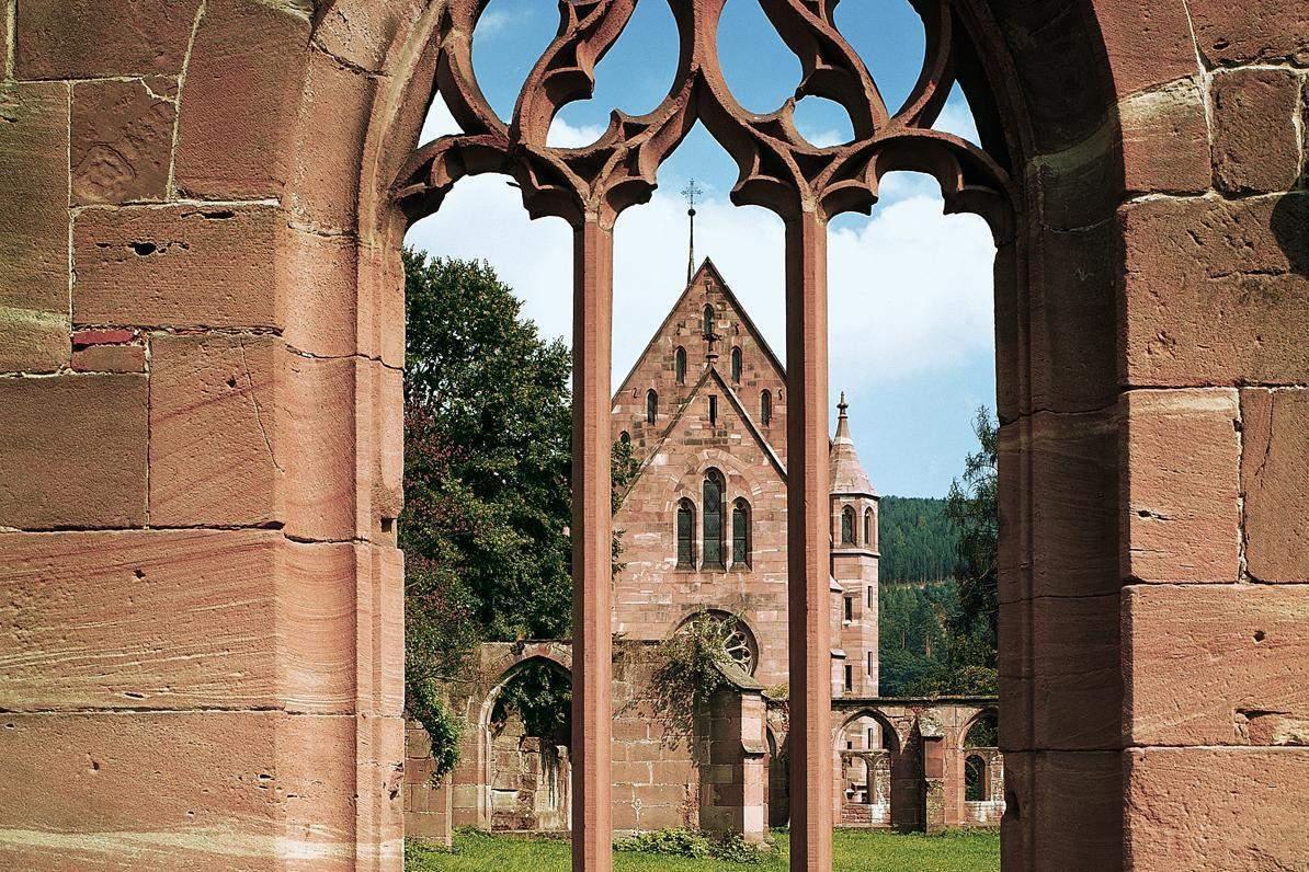 Hirsau Monastery; photo: Landesmedienzentrum Baden-Württemberg, Lutz Hecker