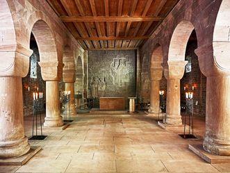 Kloster Hirsau, Innenansicht Aureliuskirche