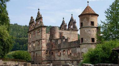 Jagdschloss von Kloster Hirsau; Foto: Stadtinformation Calw