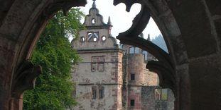 Jagdschloss von Kloster Hirsau