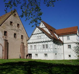Church of St. Aurelius and monastery museum at Hirsau Monastery. Image: Calw Tourist Information