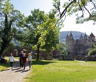 Hirsau Monastery; photo: Staatliche Schlösser und Gärten Baden-Württemberg, Andrea Rachele