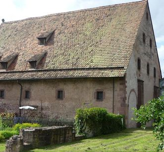 Church of St. Aurelius at Hirsau Monastery. Image: Calw Tourist Information