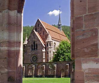 Kloster Hirsau, Kreuzgang und Marienkapelle