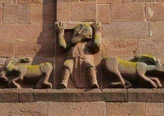 Abbaye de Hirsau; l'image: informations sur la ville Calw