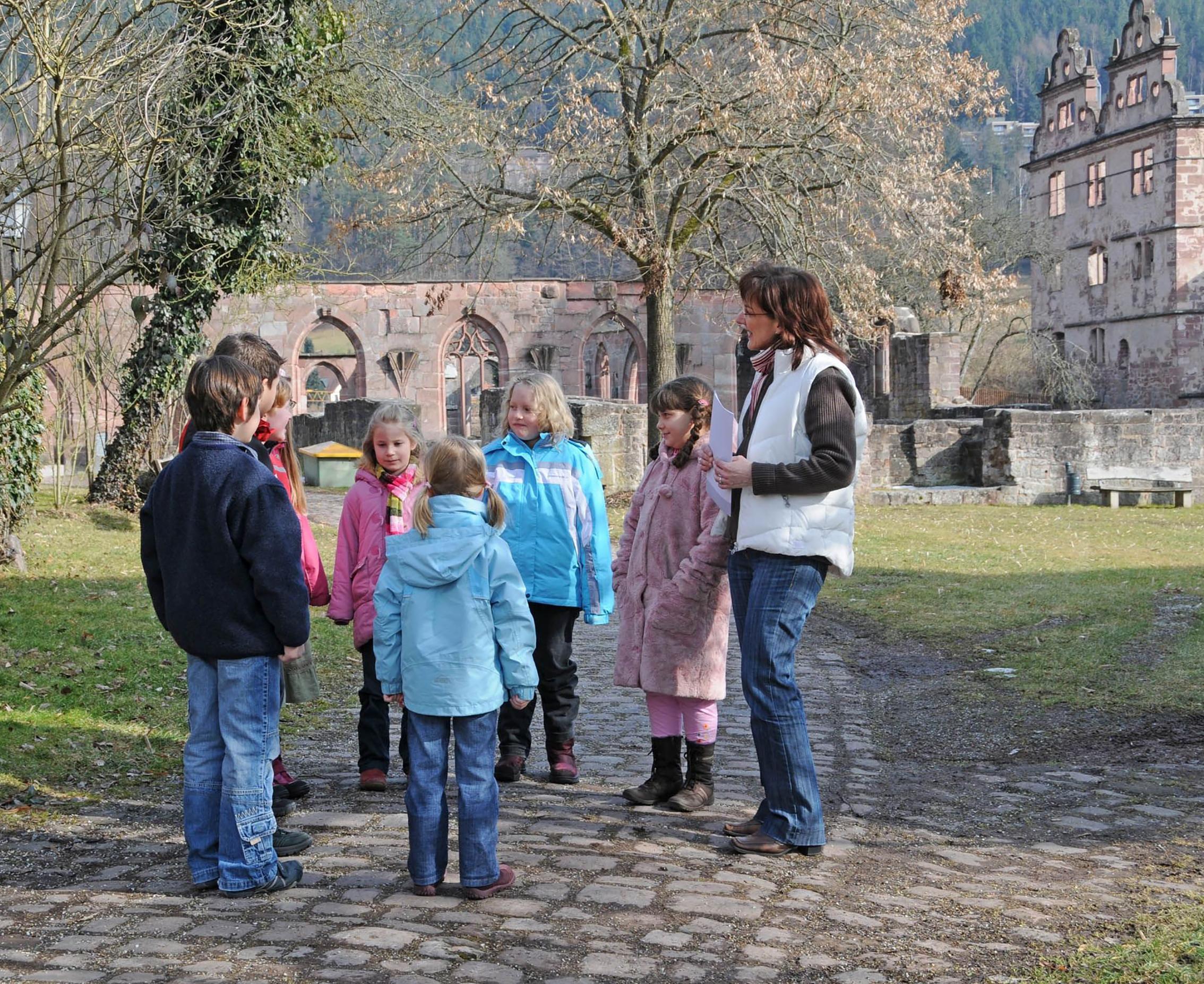 Kloster Hirsau, Besucher